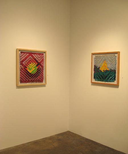 Margaret Ballantyne, Landscape Variations, Exhibition installation view.
